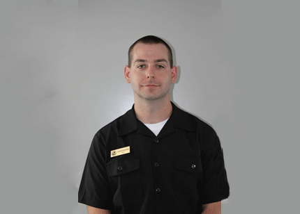 Great Lakes Maritime Academy Cadet  Aaron Schroeder received  the NCB Excellence in Cargo Operations Award  while at sea in June 2017.